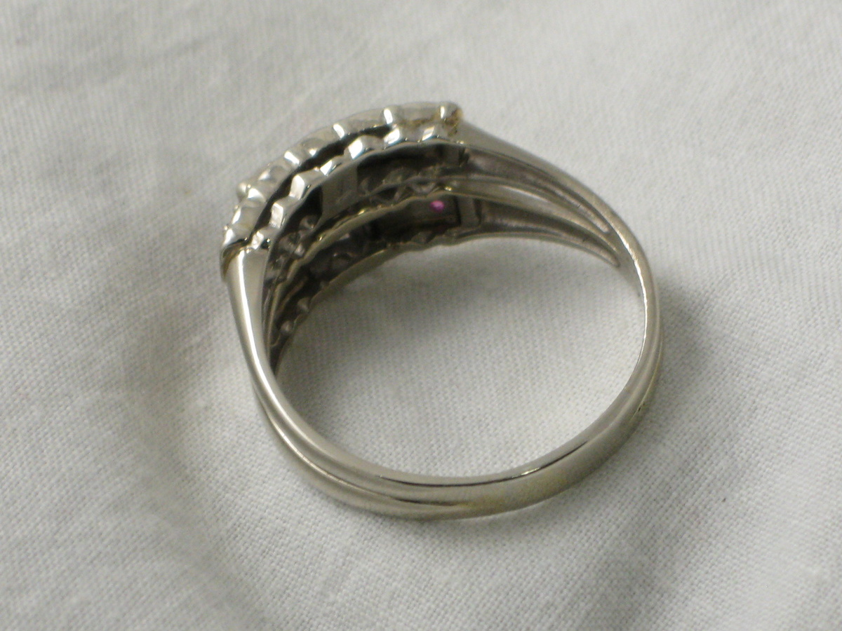 1940s engagement ring set collectors weekly