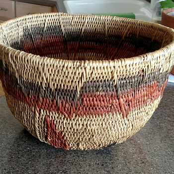 Indian Basket?