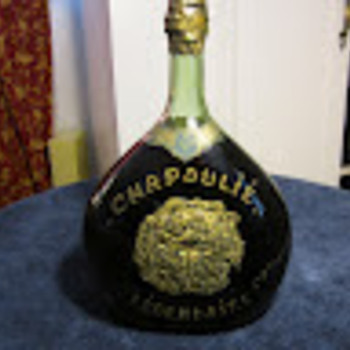 Vintage Armagnac Bottle, 162 years old. - Bottles