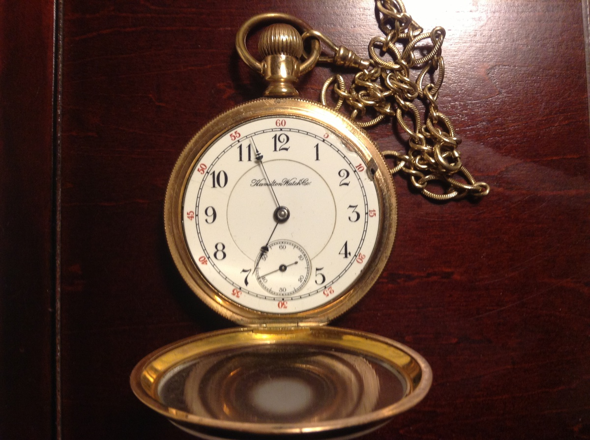 railroad pocket watches images