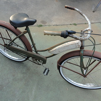 JC Higgins (mid '50s womens bike) - Outdoor Sports