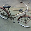 JC Higgins (mid &#039;50s womens bike)