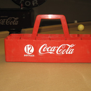A Not Often Seen Coca-Cola Carrier - Coca-Cola