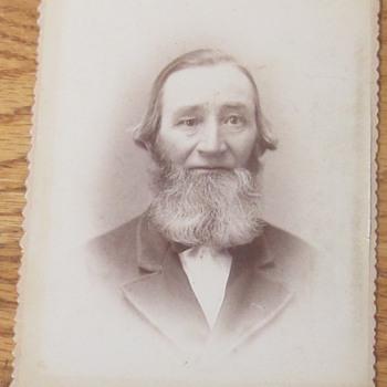 The Old Gettysburg Citizen