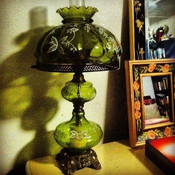My new Craigslist find!  - Lamps