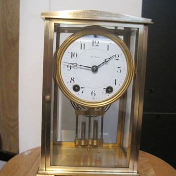 1914 Seth Thomas 'Empire' Presentation Clock