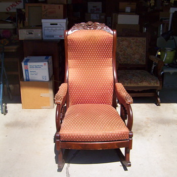 Lincoln Rocking Chair