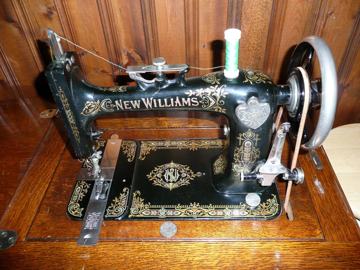 new williams sewing machine