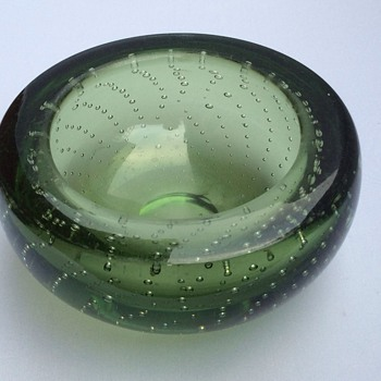 Marano bowl/ashtray ? - Art Glass