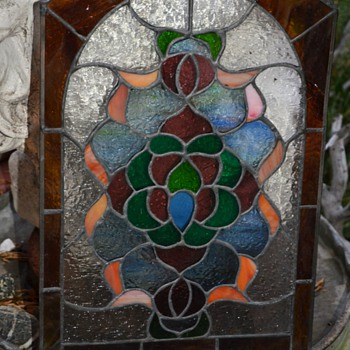 Stained Glass Window - Art Glass