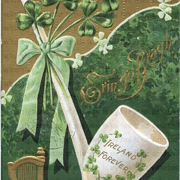 Happy St. Patrick's Day - Postcards