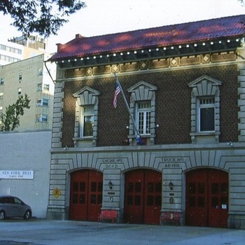 Washington DC Fire House