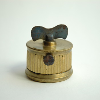 19th antique medical scarificator