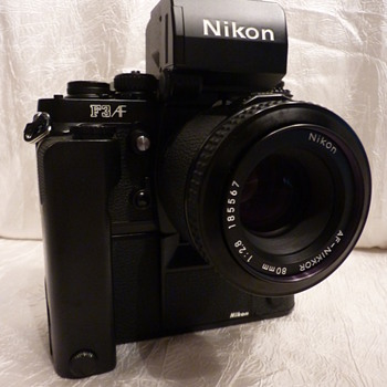 Nikon F3 AF