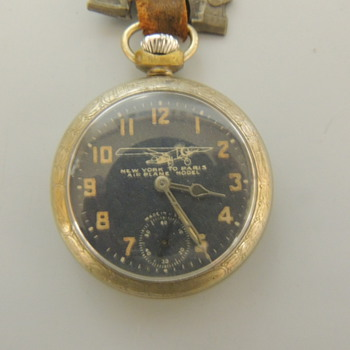 LINDBERG POCKET WATCH