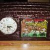 One of my Rarest Clocks... Davy Crockett by Haddon