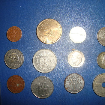 coins - World Coins