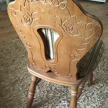 A new chair I have picked up - Furniture