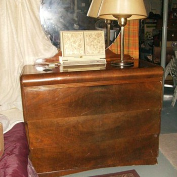 Old Dresser - Furniture