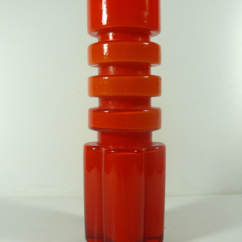 Per Olof Ström for Alsterfors 1970 - Art Glass