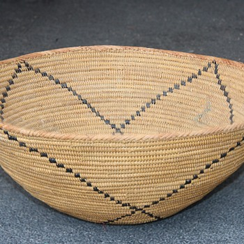 Unknown Basket - Native American