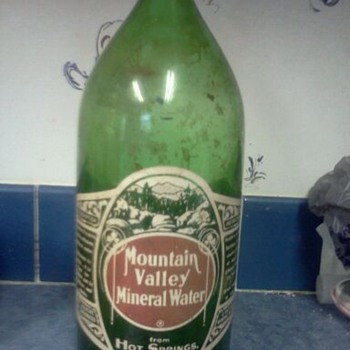 Mountain Valley Mineral Water