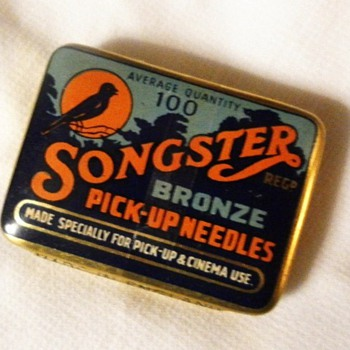 Phonograph Gramaphone Needles - Music