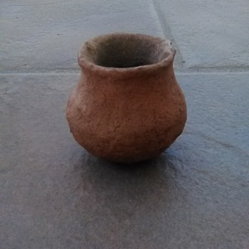 Native American pottery found
