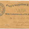 Frey's Valentine Express Post