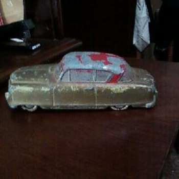 Rambler Country Club Tin Car