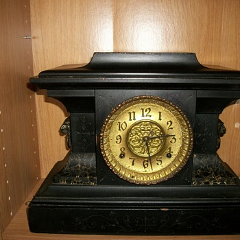 E Ingraham clock