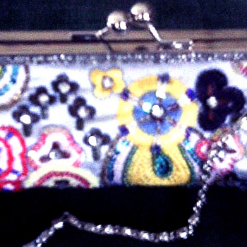 Beautiful Beaded jeweled  bags - Bags