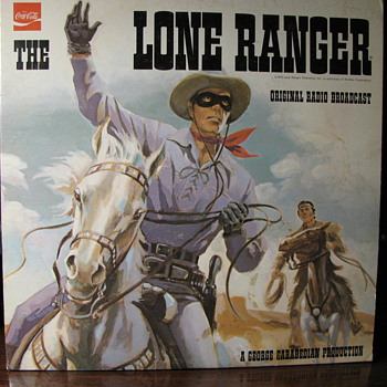 "Coca-Cola ""The Lone Ranger Original Radio Broadcast"" - Coca-Cola"
