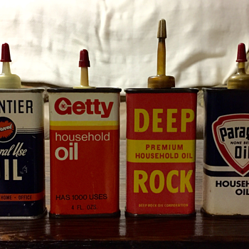 Latest Handy Oil Cans - Petroliana