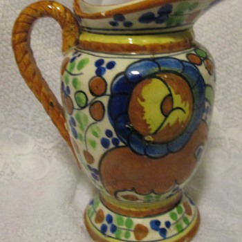 Mexican Mayolica - Pottery