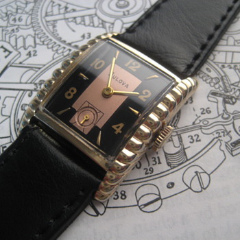 c. 1951 Bulova Westover