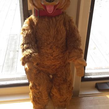 Mystery bear    - Dolls