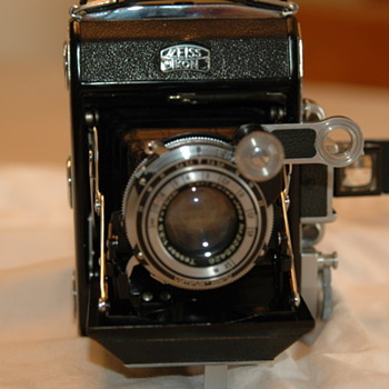Another one of my treasures - Cameras