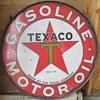 Texaco Sign plus Salt & Pepper shakers