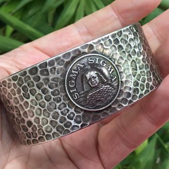Silver Cuff  - Silver