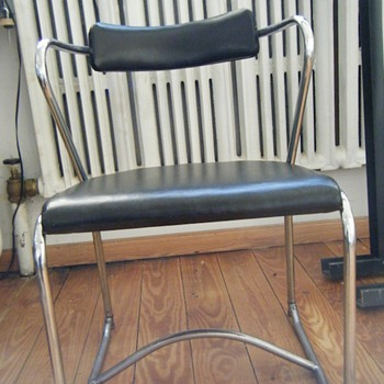 lloyd manufacturing co.  chair - Mid Century Modern