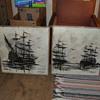 C. Roberts Pirate Ships