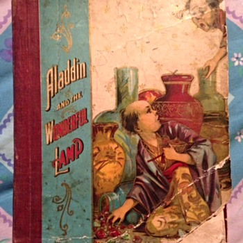 Aladdin and the Wonderful Lamp - Books