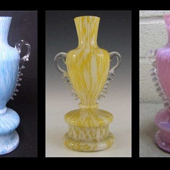 Welz Trophy Vase shape in Several Colors.
