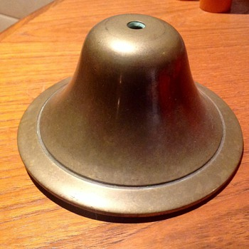 Old US Navy quartermasters Bell - Military and Wartime