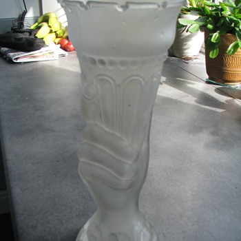 One of my favorite vases - Glassware