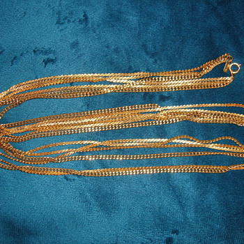 Long Necklace-Monet - Costume Jewelry