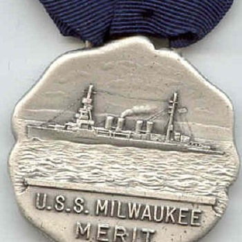 U.S.S. Milwaukee - Military and Wartime