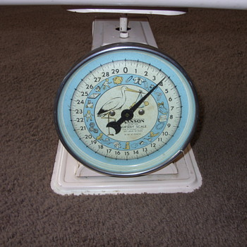 hanson nursery scales - Tools and Hardware