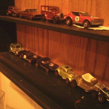 "Finding the hard to find for the right money is like a ""Treasure Hunt"". But the originals have the most character! - Model Cars"